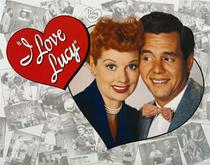 I Love Lucy Promotional Photo