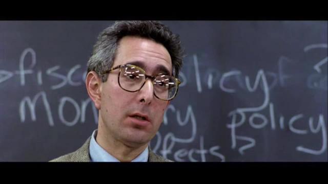 Ferris Bueller Misses Economics
