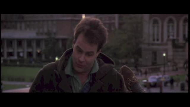 Theory of Beuaracry in Ghostbusters