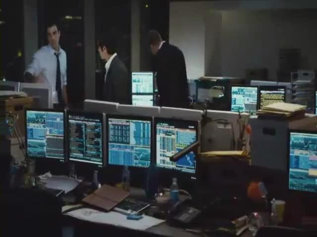 Value-at-Risk in the Movie Margin Call