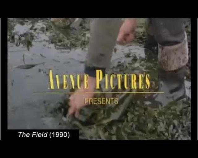 The Field shows a unique fertilizer