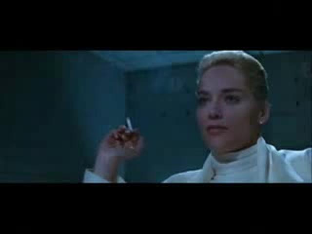 Basic Instinct - Interrogation scene