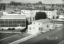 MGM Studio Tour 1925