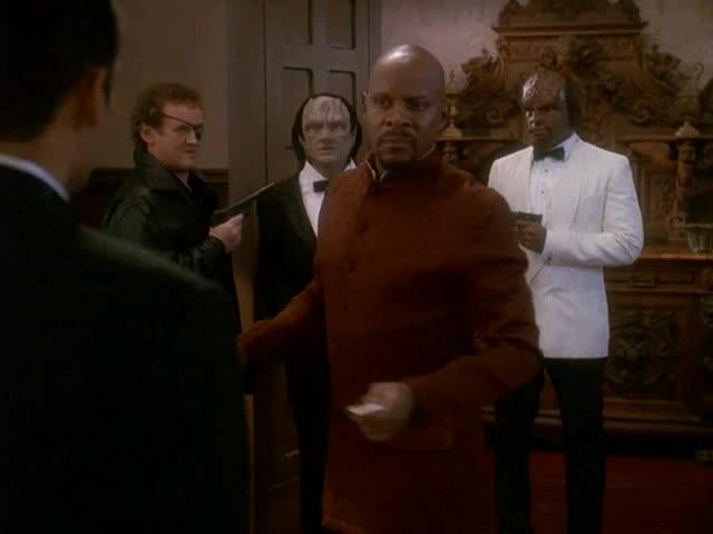 DS9 S4E10 - An Unexpected Solution