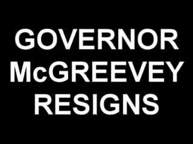 McGreevey Apology