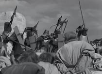 Slaughter in Pskov - Alexander Nevsky - Sergei Eisenstein