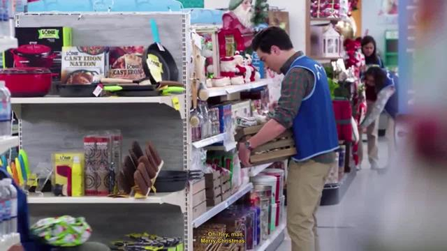 Superstore -- Messy Roommate