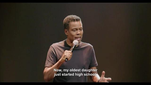 Chris Rock: High School Orientation