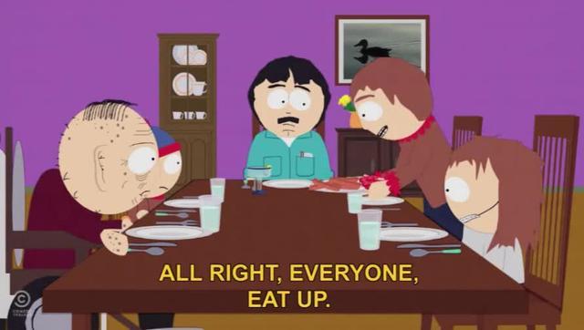 South Park -- A Failing Economy