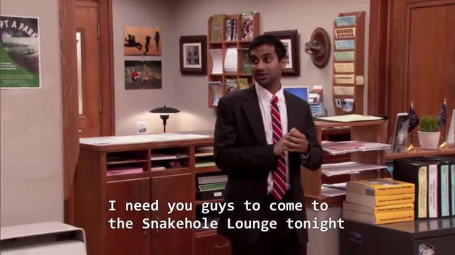 P&R: Snake Juice