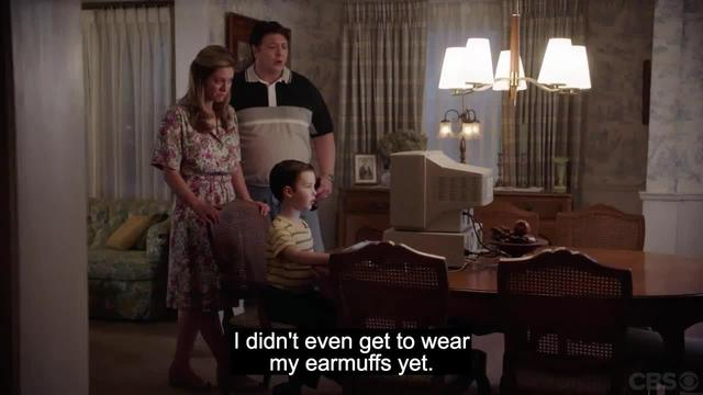 Young Sheldon: Computer Losses