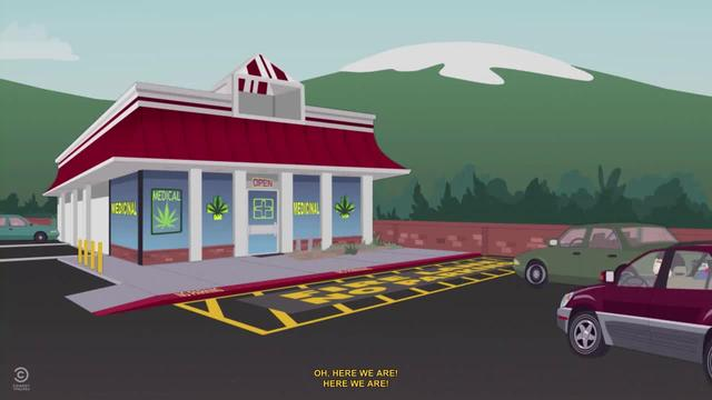 South Park -- KFC is now illegal — Critical Commons