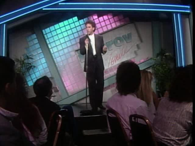 Jerry Seinfeld -- Enough Comedy