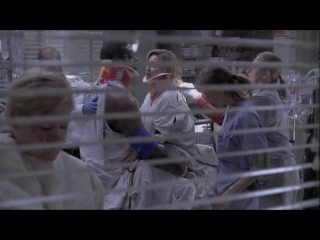 Grey's Anatomy: Who do you Help