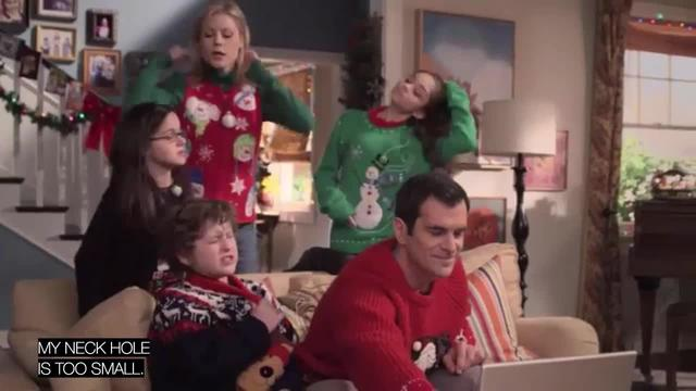 Modern Family: Christmas Sweaters