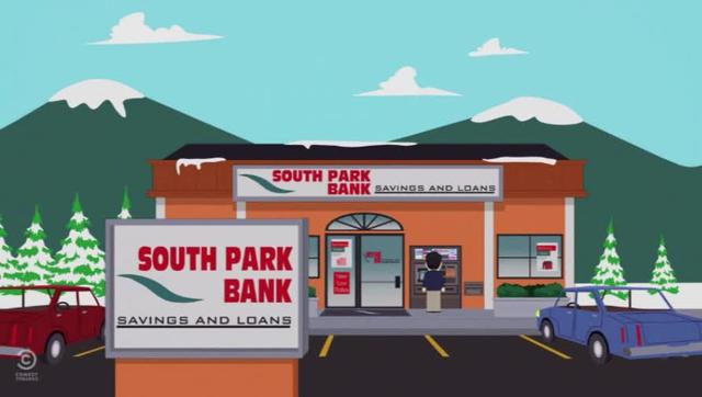 South Park -- Savings are Gone
