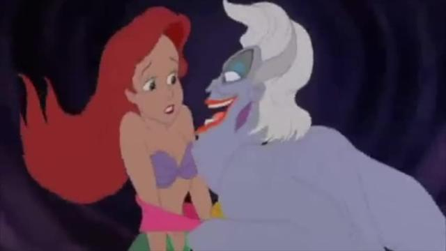 The Little Mermaid -- The Voice