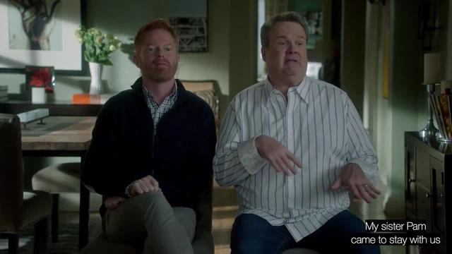 Modern Family: The Unit Upstairs