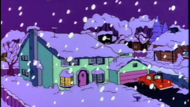 Simpsons: Mr. Plow