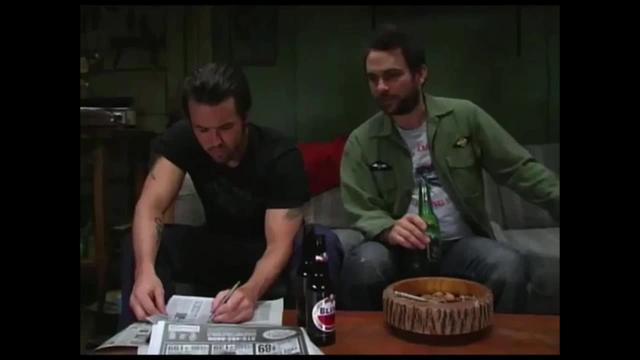 Always Sunny -- Paying for Healthcare