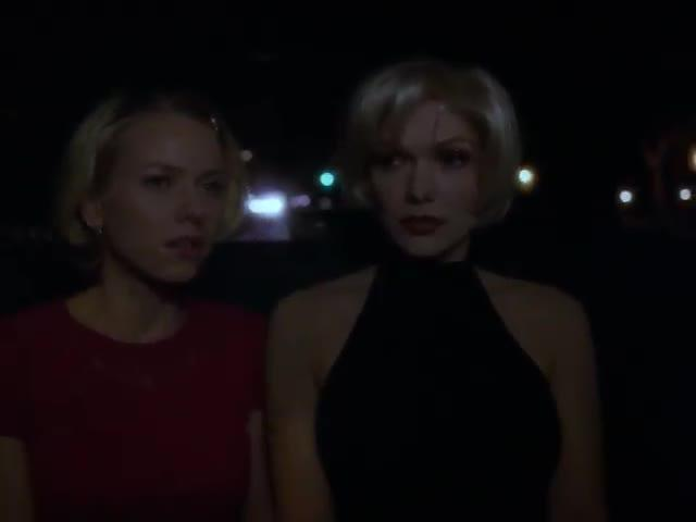 Club Silencio scene from Mulholland Drive