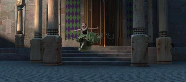 "3.4. Frozen ""Open the Gates"" - Imagen recurrente"