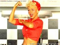 Christina aguilera - candyman - текст песни