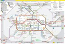 Berlin Public Transportation Map Critical Commons - Berlin us bahn map