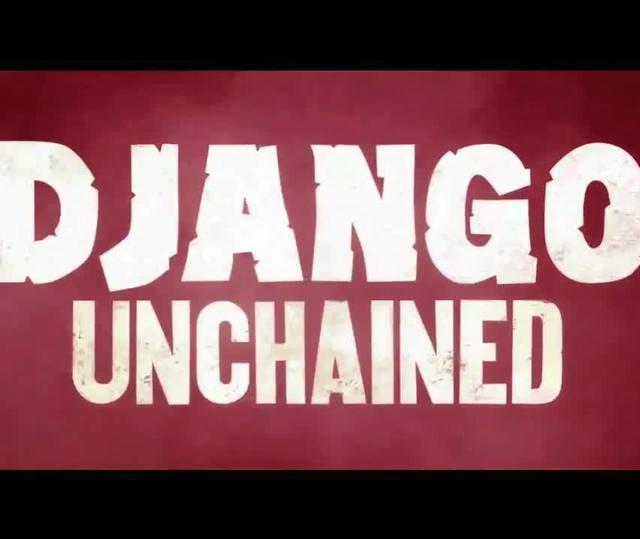 Django Unchained Signified