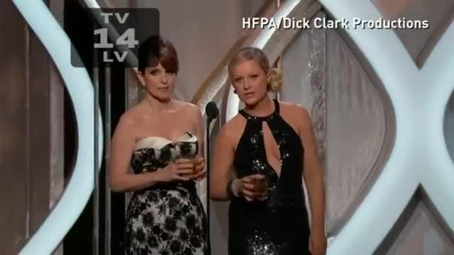 Taylor Swift Joke at Golden Globes