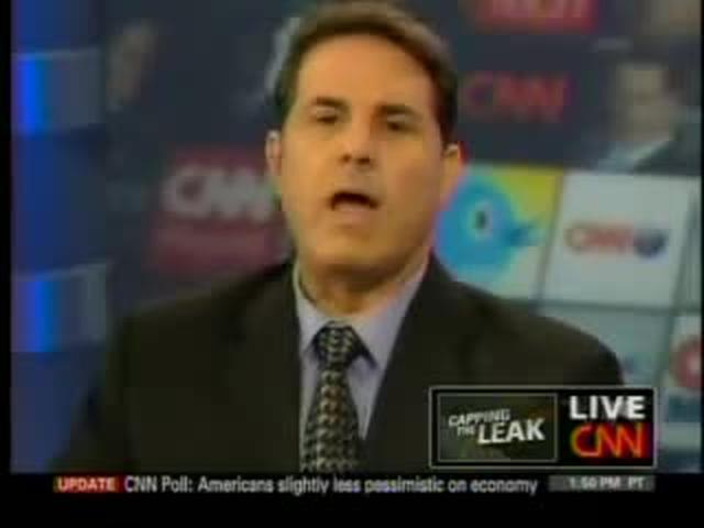 Charlie Melancon on CNN