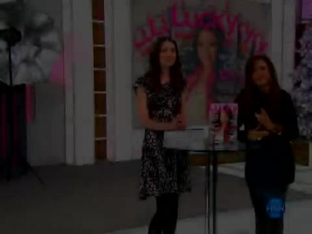 Lucky Magazine subscription on HSN