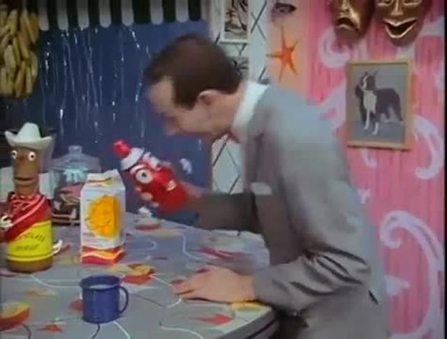 Pee-Wee and Fatherhood