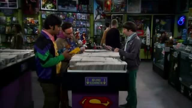 Big Bang Theory-Entitled to a vice