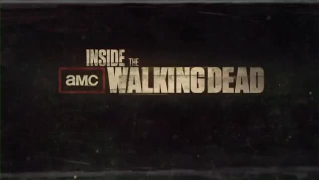 Inside episode 101-The Walking Dead