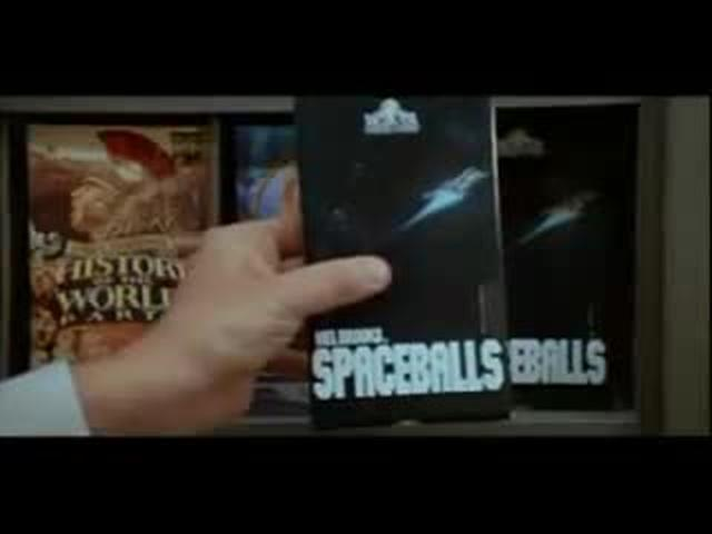 Clip from Spaceballs