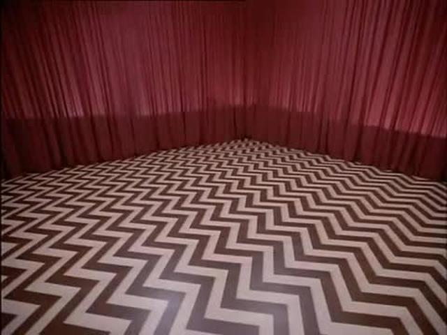 Clip from Twin Peaks