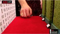 Red Carpet and Mani-cam