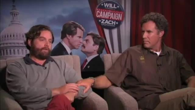 '50 Shades of Grey' Read by Will Ferrell & Zach Galifianakis