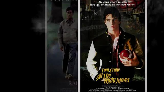 Tom Cruise Filmography