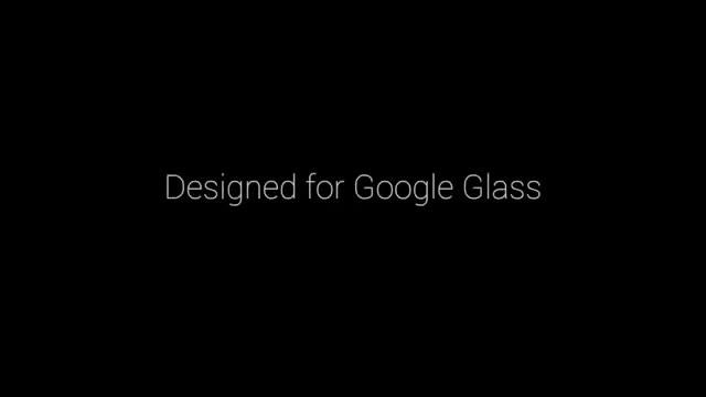 Stadium Entertainment and Google Glass