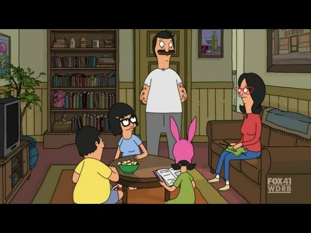 Clip from Bob's Burgers