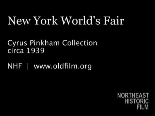 World's Fair Footage