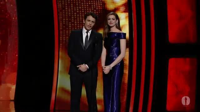 Natalie Portman's Academy Award Acceptance Speech