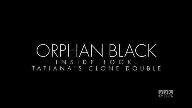 Orphan Black and the Body