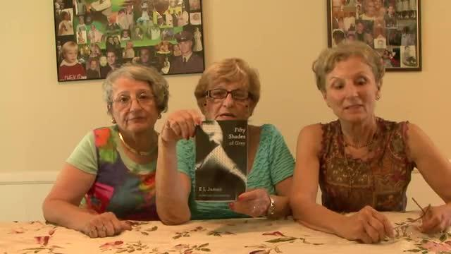 3 Golden Sisters on 50 Shades of Grey