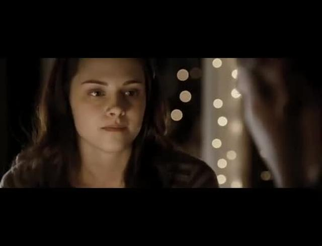 Twilight - Bella's Reaction to Stalking