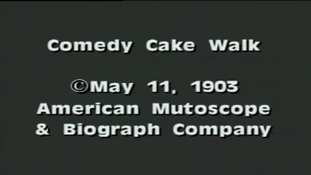 Comedy Cakewalk