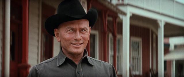 Yul Brynner's 'Gunslinger'
