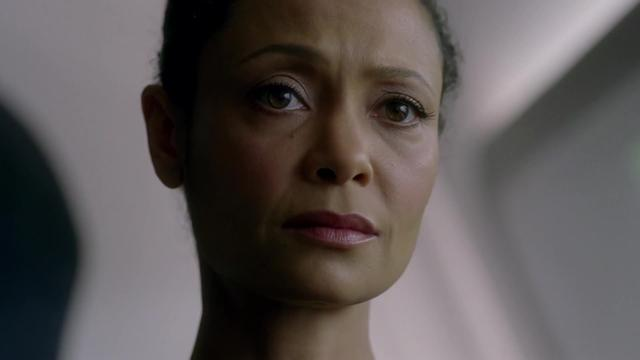 Westworld - Maeve decides to stay